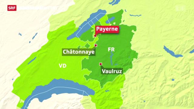 Entführungsopfer von Payerne tot aufgefunden