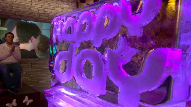 Video «Die 40. Sendung «Happy Day»» abspielen