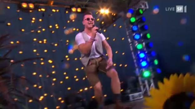 Video «Andreas Gabalier» abspielen