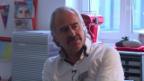 Video «Von der Arztpraxis auf die Bühne: Komiker Marco Caimi» abspielen