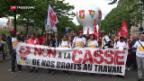 Video «Gegenwind für Reformer Macron» abspielen