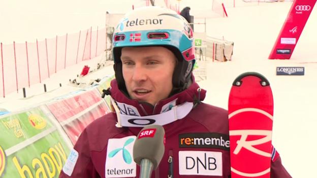 Video «Henrik Kristoffersen spricht über das norwegische Team (englisch)» abspielen