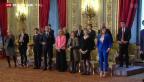 Video «Italien ist weiblicher geworden» abspielen