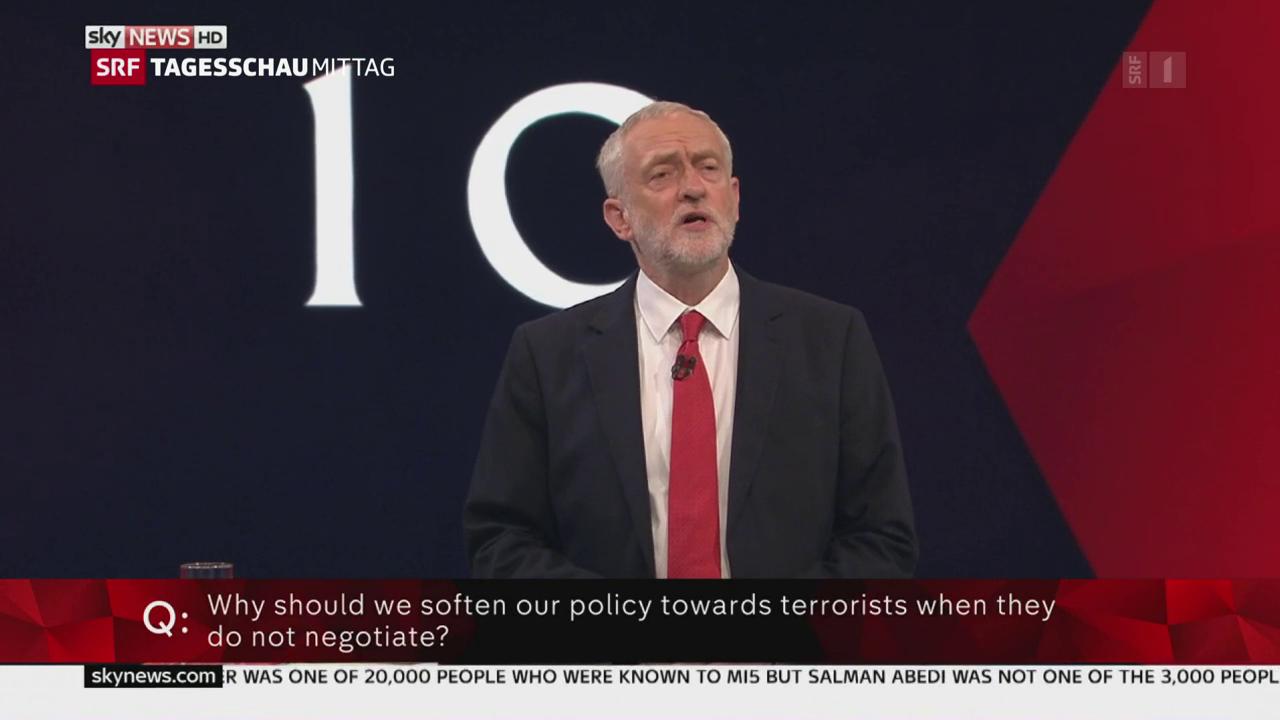 Labour-Chef Jeremy Corbyn
