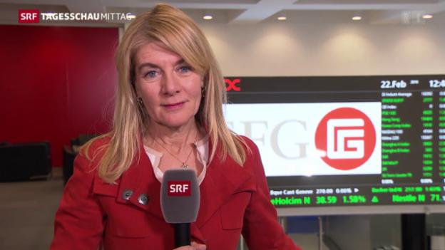 Video «BSI zurück in Schweizer Händen» abspielen