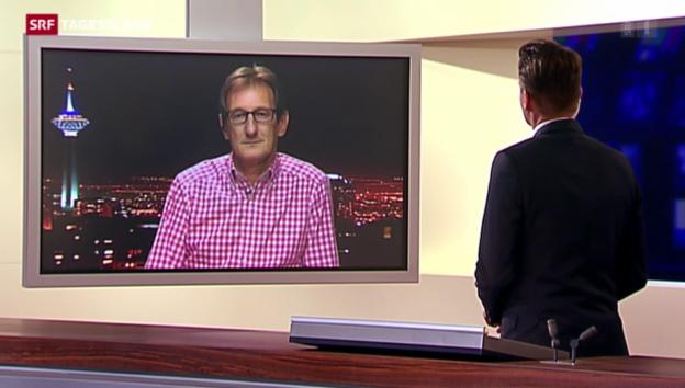 Video «Einschätzung von ZDF-Korrespondent Walpot» abspielen
