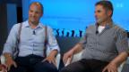 Video «Jürg Wiler und Andy Keel» abspielen