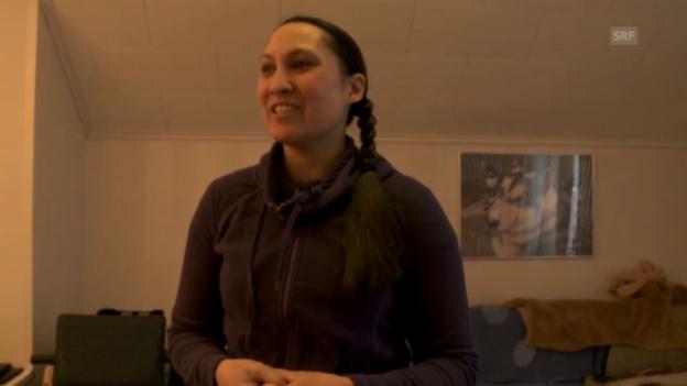 Video «Carolines Wohnungsführung» abspielen