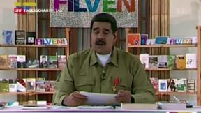 Video «Venezuela steht vor der Staatspleite» abspielen