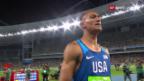 Video «Eaton erneut Zehnkampf-Olympiasieger» abspielen