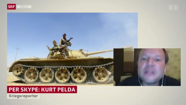 Video «Obama mit IS-Strategie auf Kurs?» abspielen