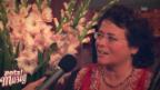 Video ««Potzmusig» hinter den Kulissen: Fides auf der Mauer» abspielen