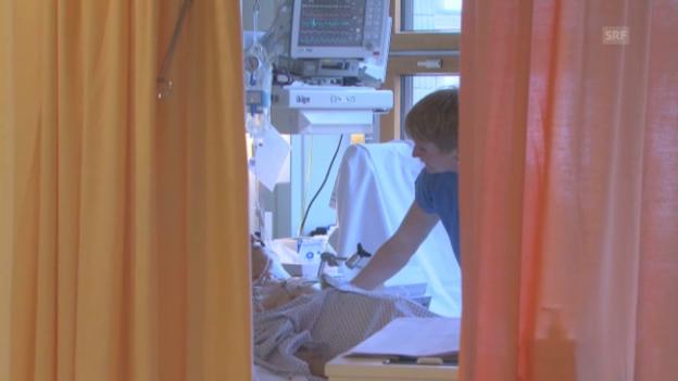 Video «Nicht alle Patienten-Verfügungen sind geeignet» abspielen