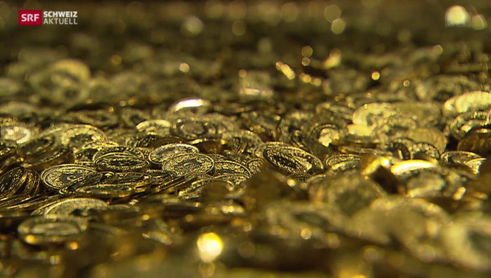 Viel Gold & Geld