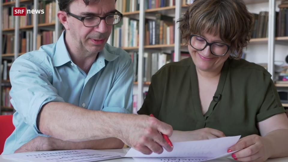 Schweizerin entwickelt neue Schriftart für Microsoft