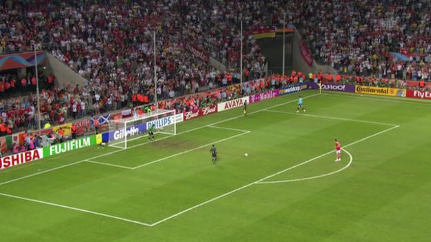Video «Fussball: WM 2006 Penaltyschiessen SUI - UKR» abspielen