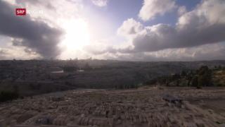 Video «FOKUS: Spannungsgeladene Tage stehen an» abspielen