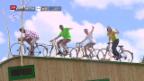Video «Rückblick auf die Tour de France» abspielen