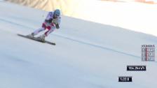 Video «Pause statt Rennen für Patrick Küng» abspielen