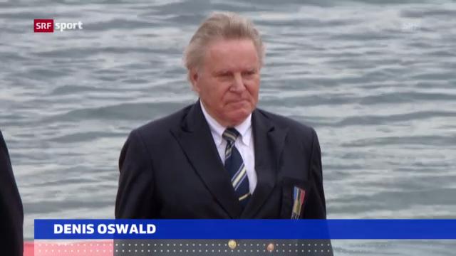 Oswald kandidiert für ICO-Präsidium