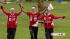 Video «OL-WM: Die Staffelrennen» abspielen