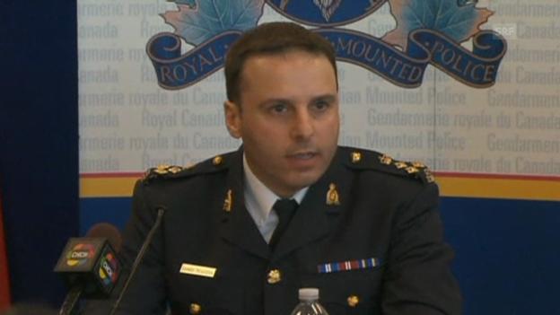 Video «Anschlag in Kanada verhindert (engl.)» abspielen