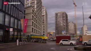 Video «Immobilienbranche: Ein wichtiger Zweig der Volkswirtschaft» abspielen