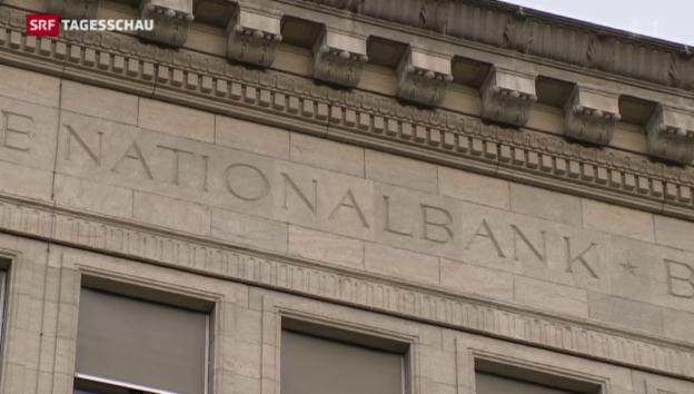 Video «Kleine Privatbanken kämpfen ums Überleben» abspielen