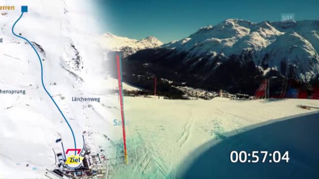 Video ««Countdown»: Alles zum Slalom der Männer» abspielen