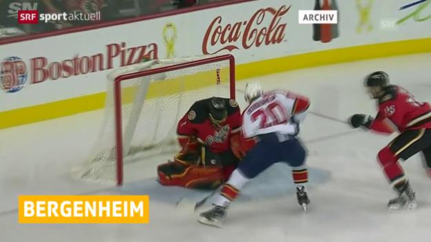 Video «Eishockey: SCB holt Bergenheim» abspielen