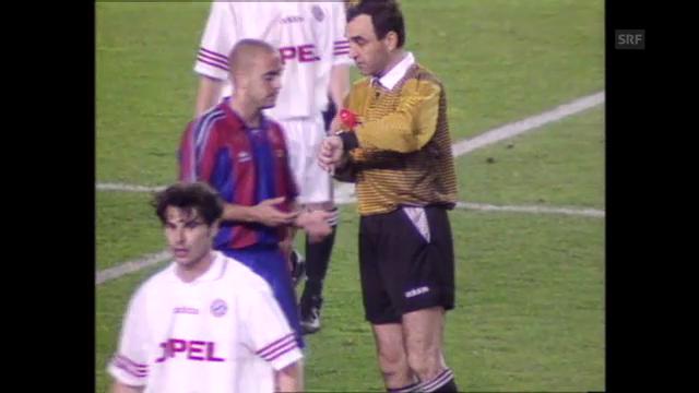 Bisherige Duelle zwischen Bayern und Barça