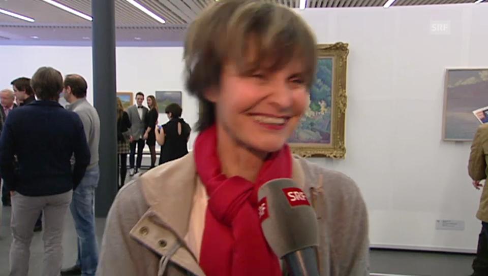 Micheline Calmy-Rey: Ich brauche kein Denkmal