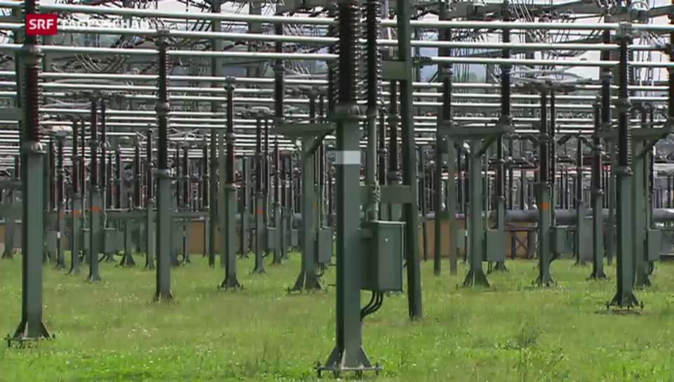 Schweizer verbrauchen weniger Strom