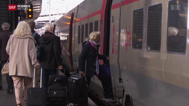 Video «Schweiz aktuell vom 18.11.2015» abspielen
