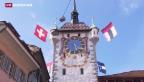 Video «Vor 300 Jahren Frieden geschlossen – in der Schweiz» abspielen