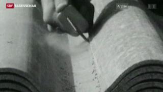 Video «Schweizer Asbest-Urteile werden neu aufgerollt» abspielen