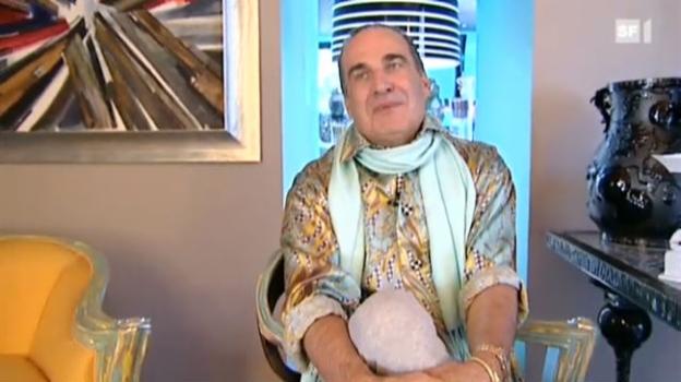 Video «Luxus-Serie Teil 4: Carlo Rampazzi» abspielen