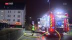 Video «Brand in Romanshorn – Zwei Tote bei Hausbrand» abspielen