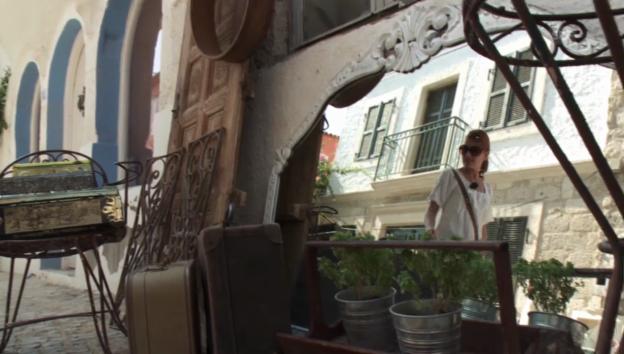 Video «Stadtspaziergang in Alaçati» abspielen