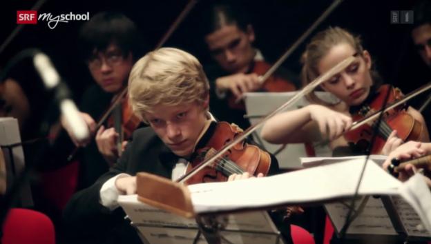 Video «Zwischen Inseln – ein musikalisches Abenteuer» abspielen