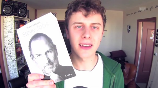 Video «Norman: «Les Apple Addict»» abspielen