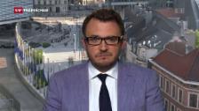 Video «Einschätzungen der SRF-Korrespondenten in Brüssel und Londonian Ramspeck aus Brüssel» abspielen