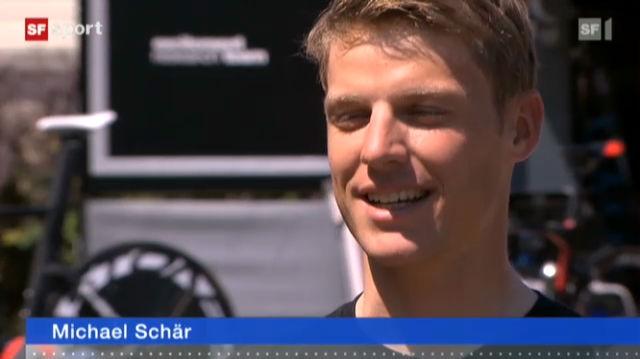 Tour de France: Morabito und Schär («sportaktuell»)