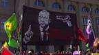 Video Erdogan-Plakat sorgt für Verstimmung abspielen.