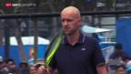 Video «Ljubicic ist Federers neuer Coach» abspielen