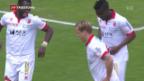 Video «Sion siegt im Heimspiel gegen Young Boys» abspielen
