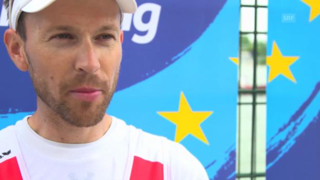 Video «Goldgewinner: Simon Niepmann» abspielen