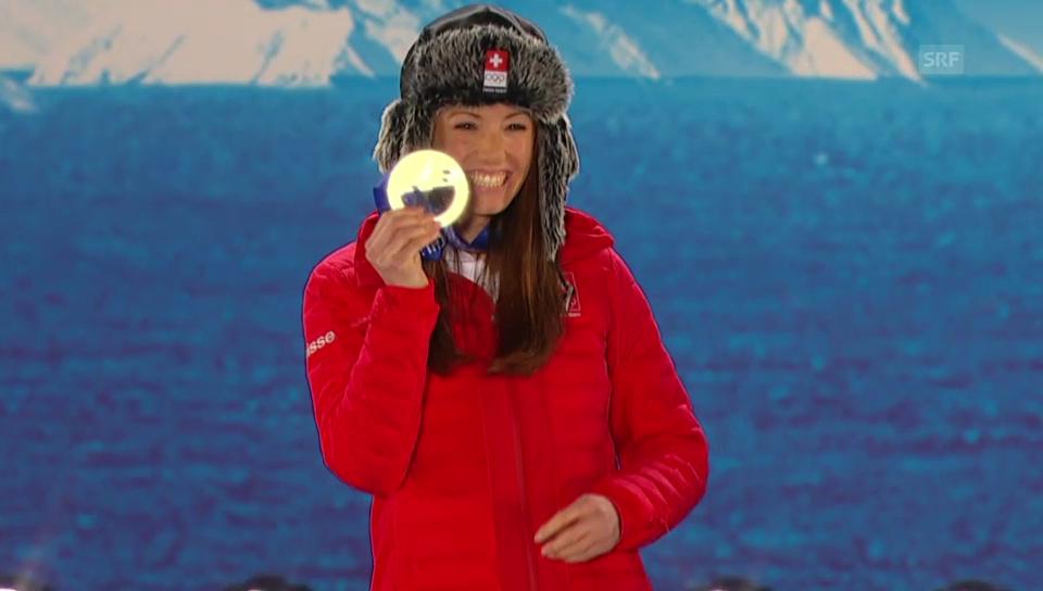 Sotschi: Schweizer Olympiamomente (sotschi direkt, 23.2.2014)