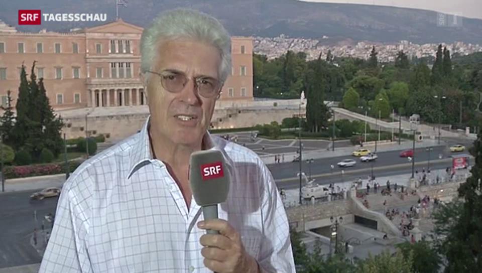 SRF-Korrespondent Werner Van Gent