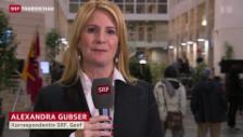Video «SRF-Korrespondentin Alexandra Gubser zu den Genfer Wahlen» abspielen